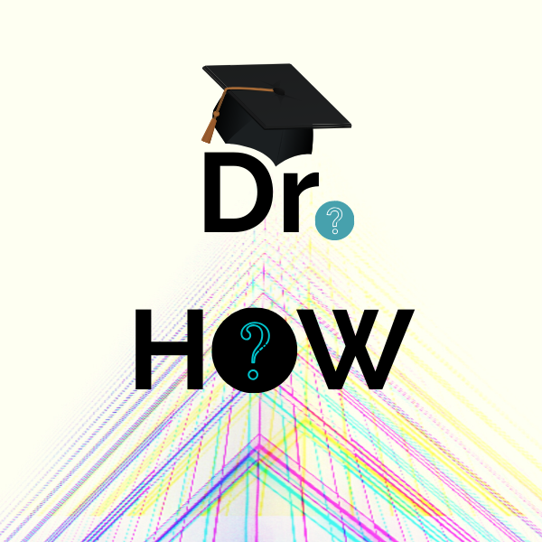 Dr HOW logo