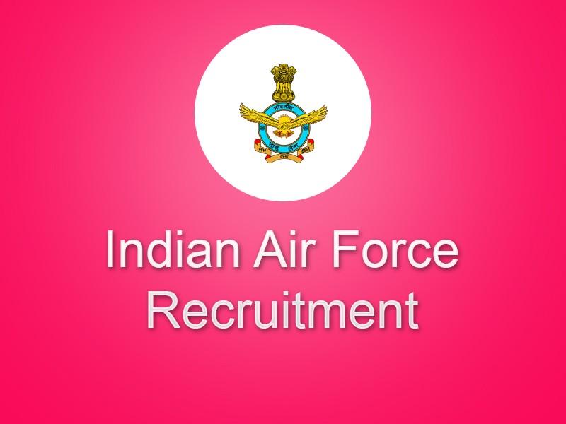 Air Force AFCAT 01/2020 Batch Recruitment – Apply Online