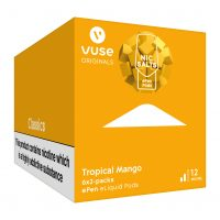 VUSE ePEN PODS vPRO TROPICAL MANGO 12mg x 6
