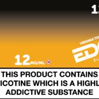 edge virginia tobacco liquid 12mg