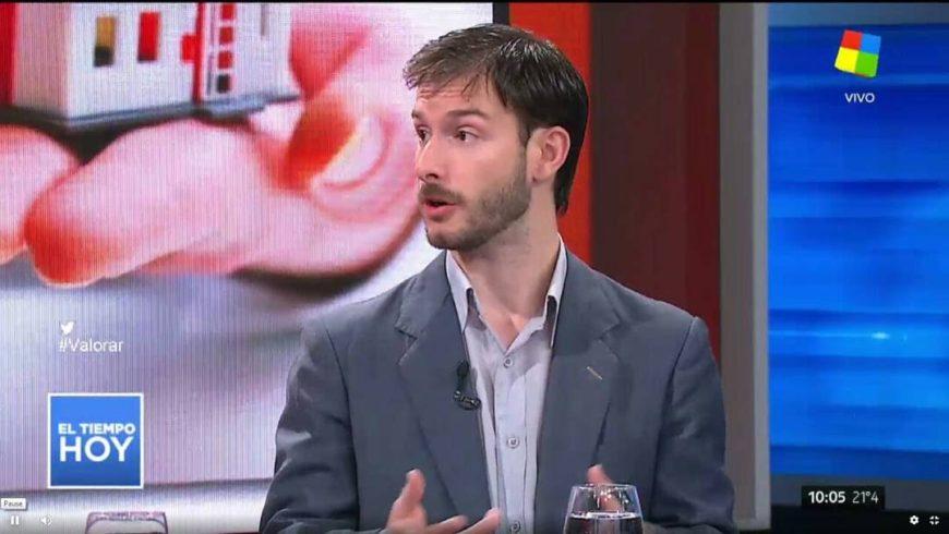 [:es]Martín Kalos en América TV sobre Créditos Hipotecarios[:]