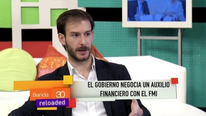 (Español) Kalos sobre el nuevo acuerdo con el FMI: un escenario recesivo