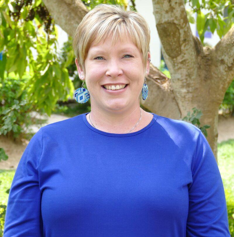 Ms Emma Binding