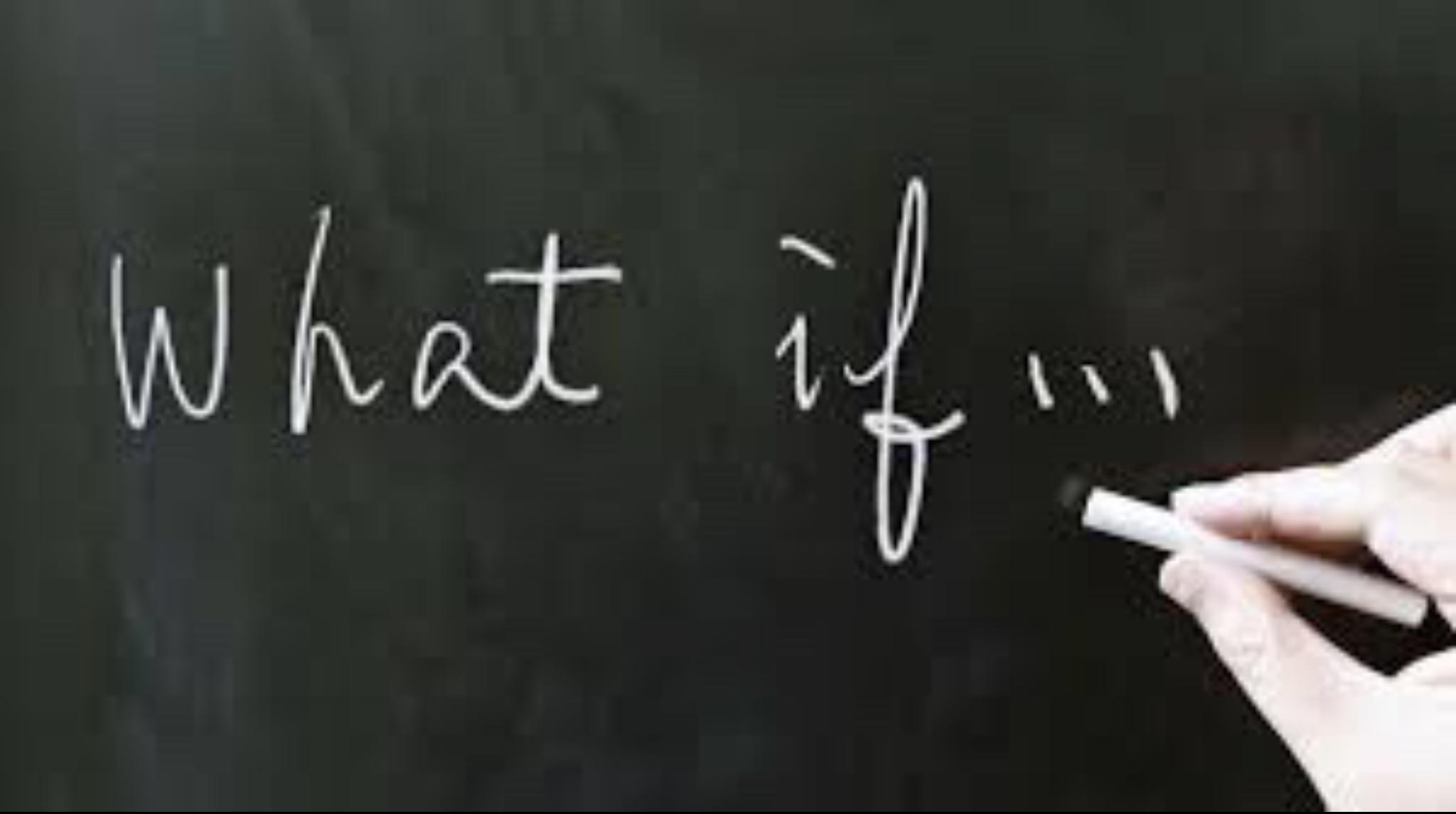 "Blackboard - ""What If"""