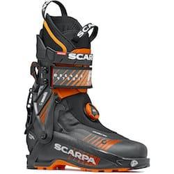 Scarpa F1 Lt. Scarpa F1 Lt - Sehr leichter Skitourenschuh mit überragendem Gehkomfort und in dieser Kategorie sehr guter Abfahrtseigenschaft.