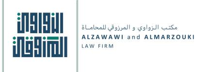 Alzawawi & Almarzouki  Logo