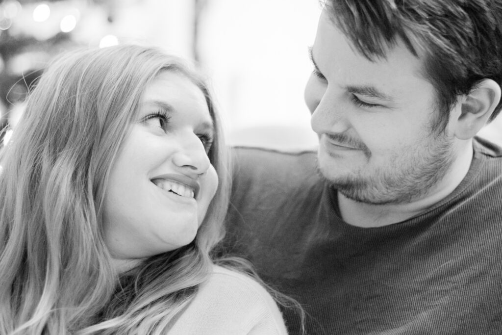 We offer engagement sessions with our wedding photography.