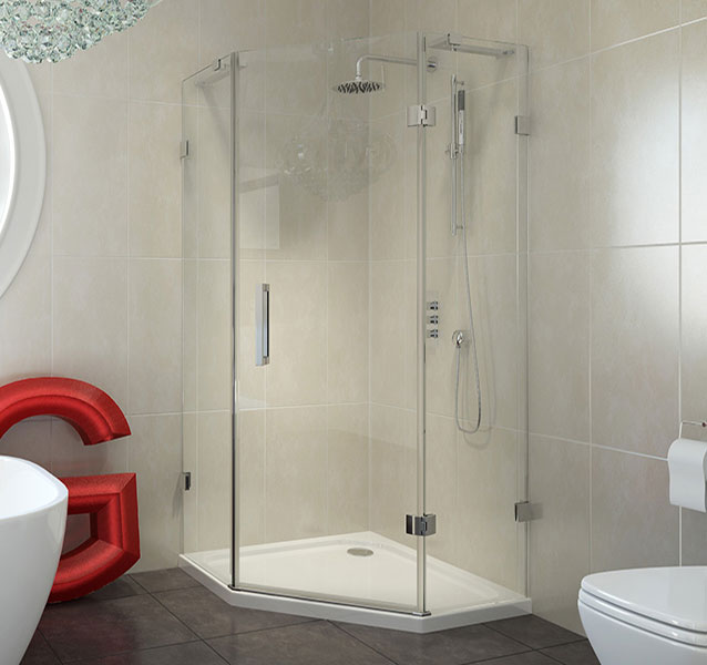 Westdale Walk In Shower Enclosure