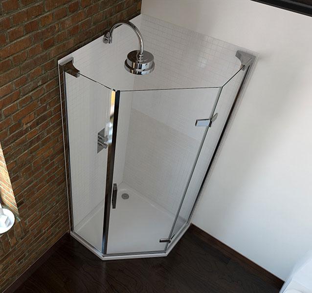 Westdale shower enclosure