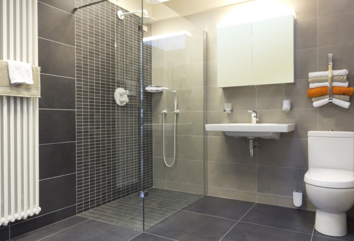 wetroom mobility access