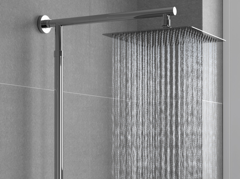 Drench shower unit