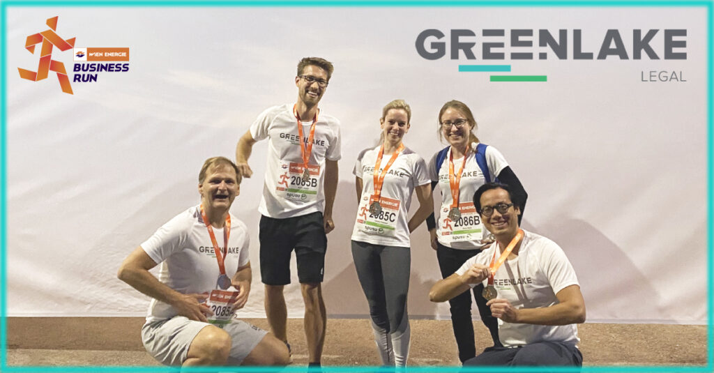 Greenlake Legal participated at the Business Run and the whole team did what it knows best: getting things done and crossing the finish line.