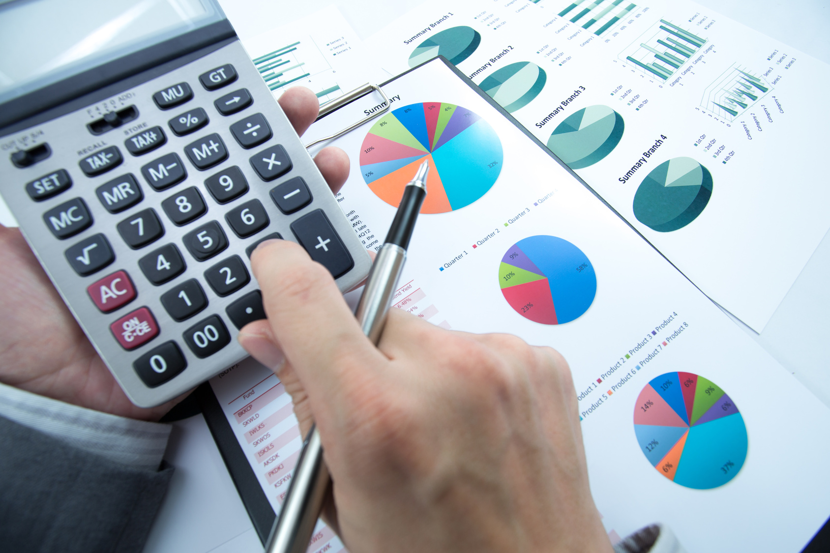 Top Most Key Accounting Interview Queries