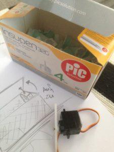 Automatisierte Nadel Box