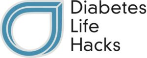 Logo Diabetes Life Tips Tricks Hacks