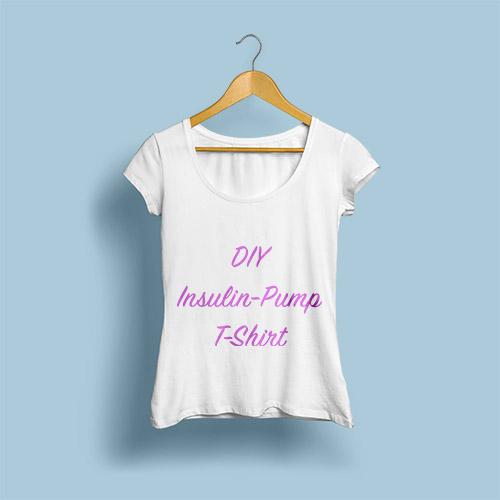 insulin pump t-shirt