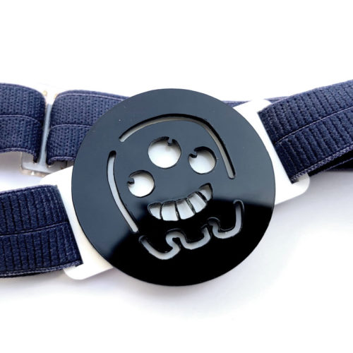 Libre Holder Monster Blue