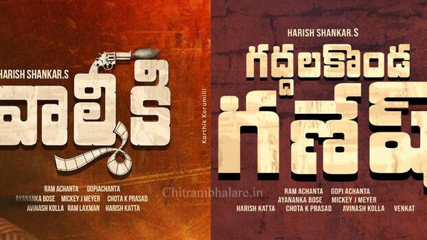 valmiki (Gaddalakonda Ganesh) full HD movie