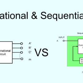 SEQUENCIAL CUIRCUITS AND COMBINATIONAL CUIRCUITS