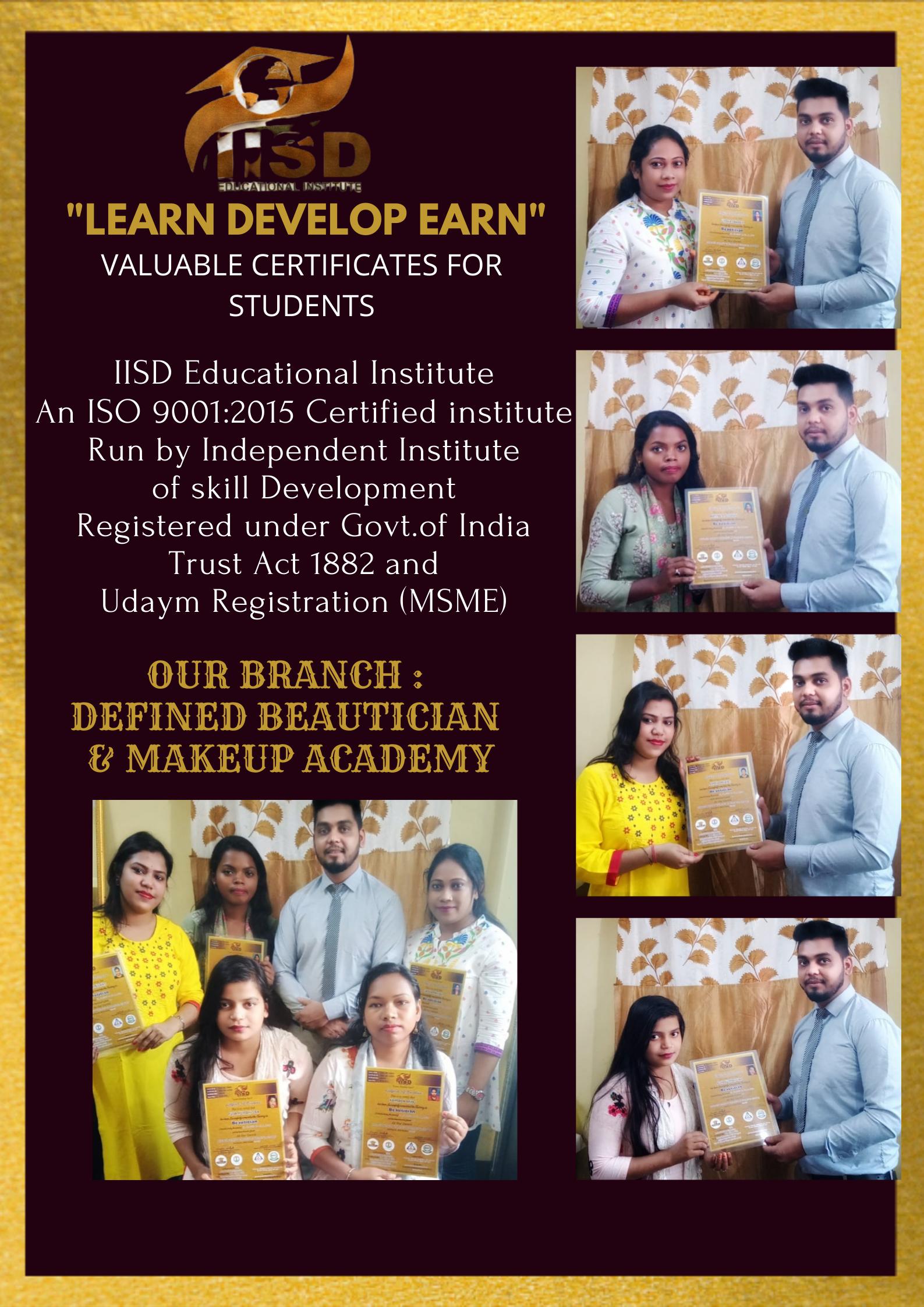 Learn develop esarn