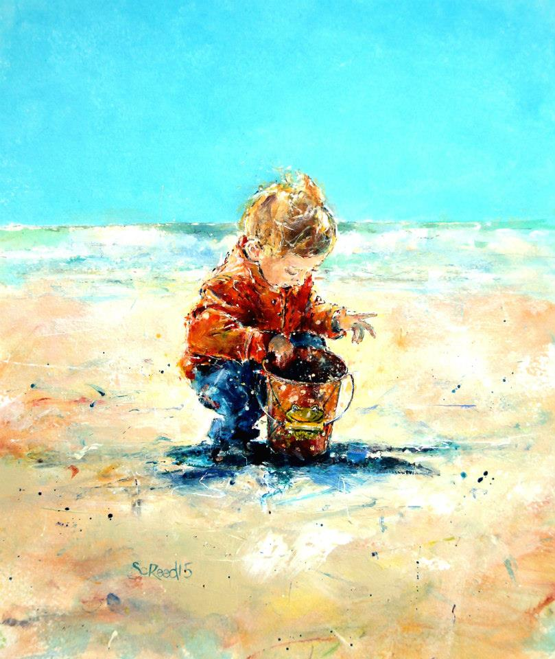 Treasure Hunt : First Time at the Seaside