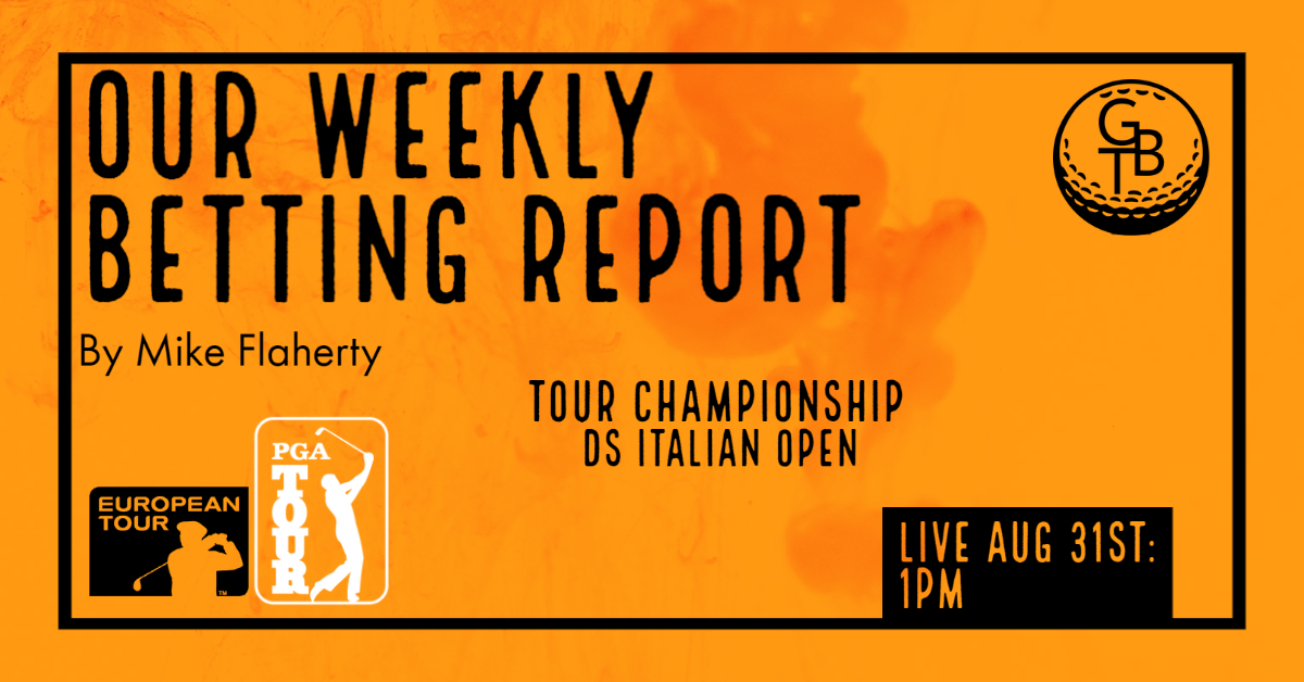 Read more about the article Tour Championship 72 Hole + DS Automobiles Italian Open 2021