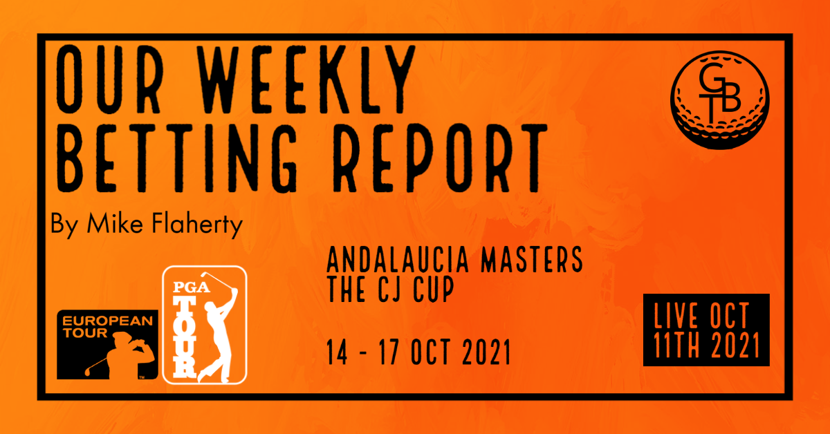 You are currently viewing The CJ Cup + Andalucia Masters