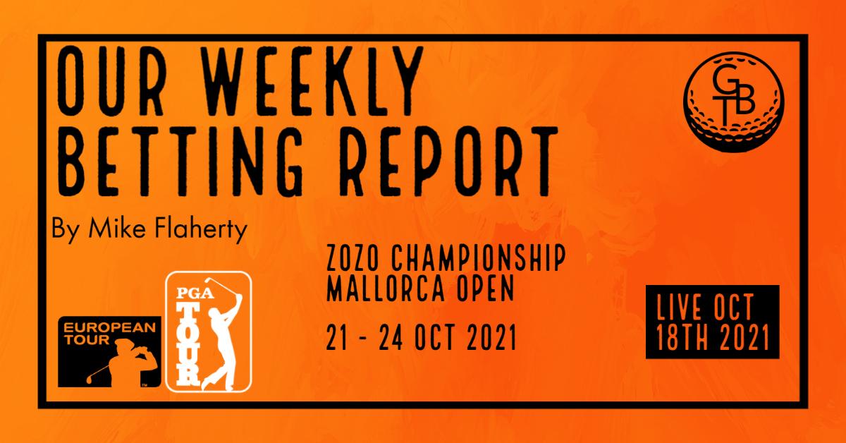Read more about the article ZOZO Championship + Mallorca Open