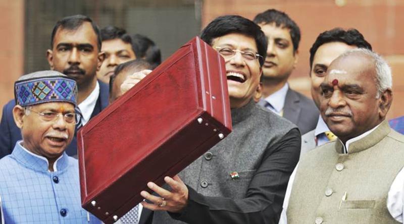Piyush Goyal Budget