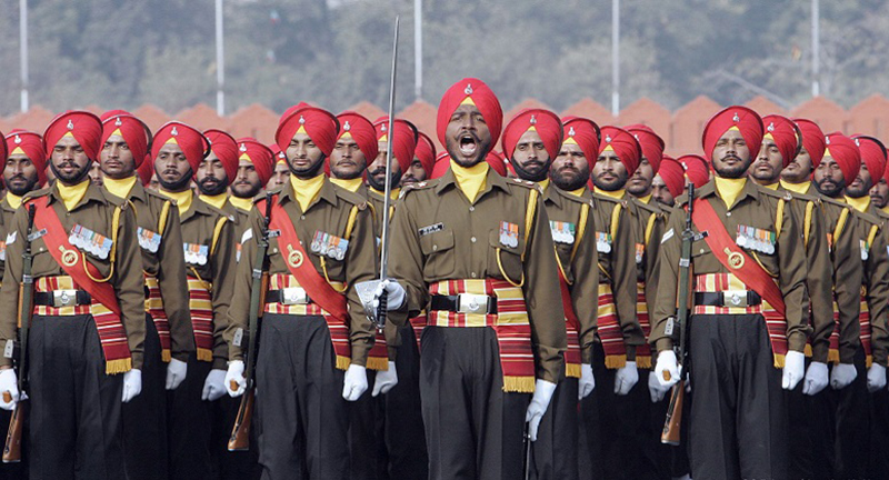 Sikh Regiment of Indian Army