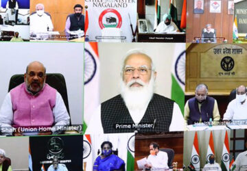 Modi Corona Meeting