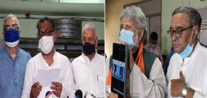 BJP-TMC EC