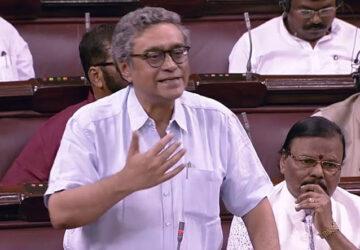 Swapan Dasgupta RS MP