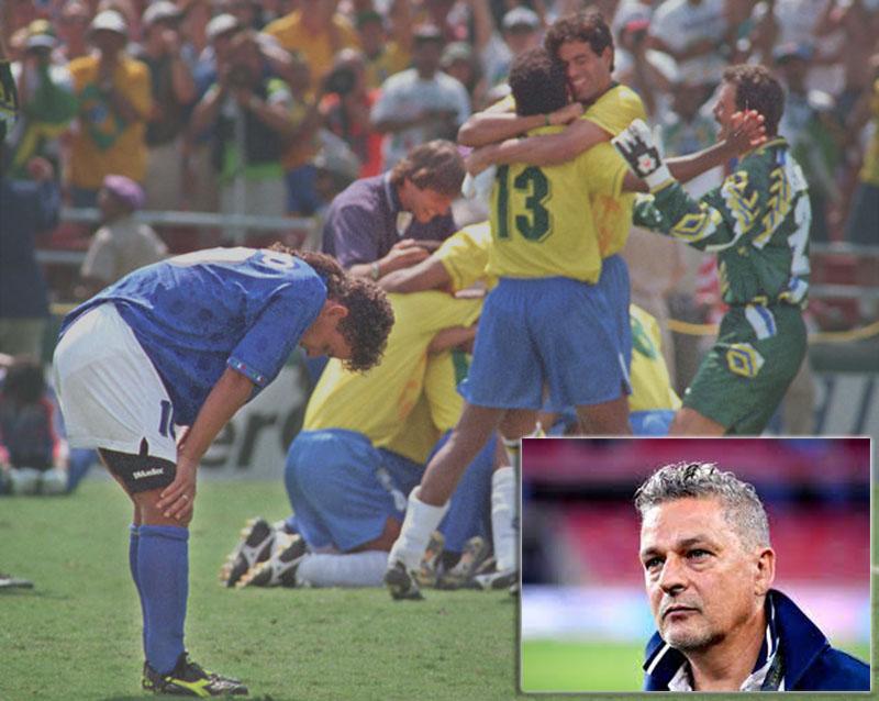 World Cup BAGGIO