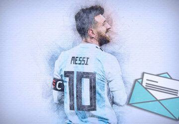 messi's letter