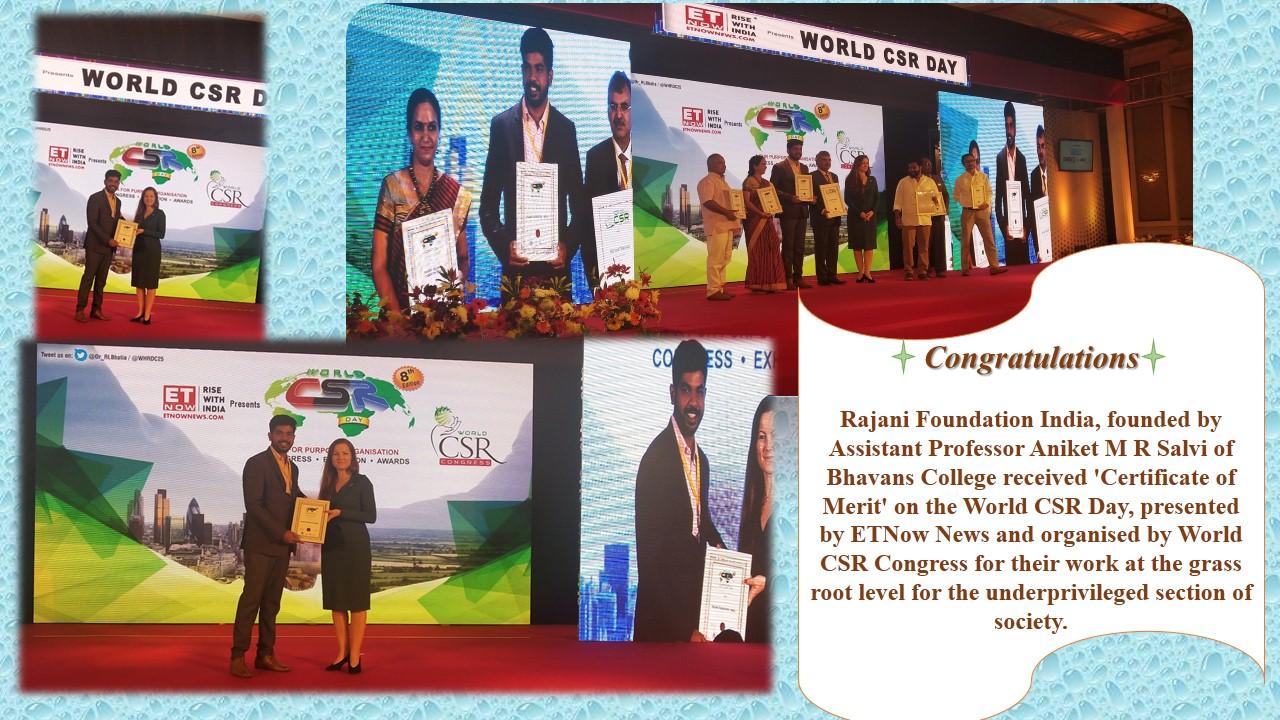 World CSR Day