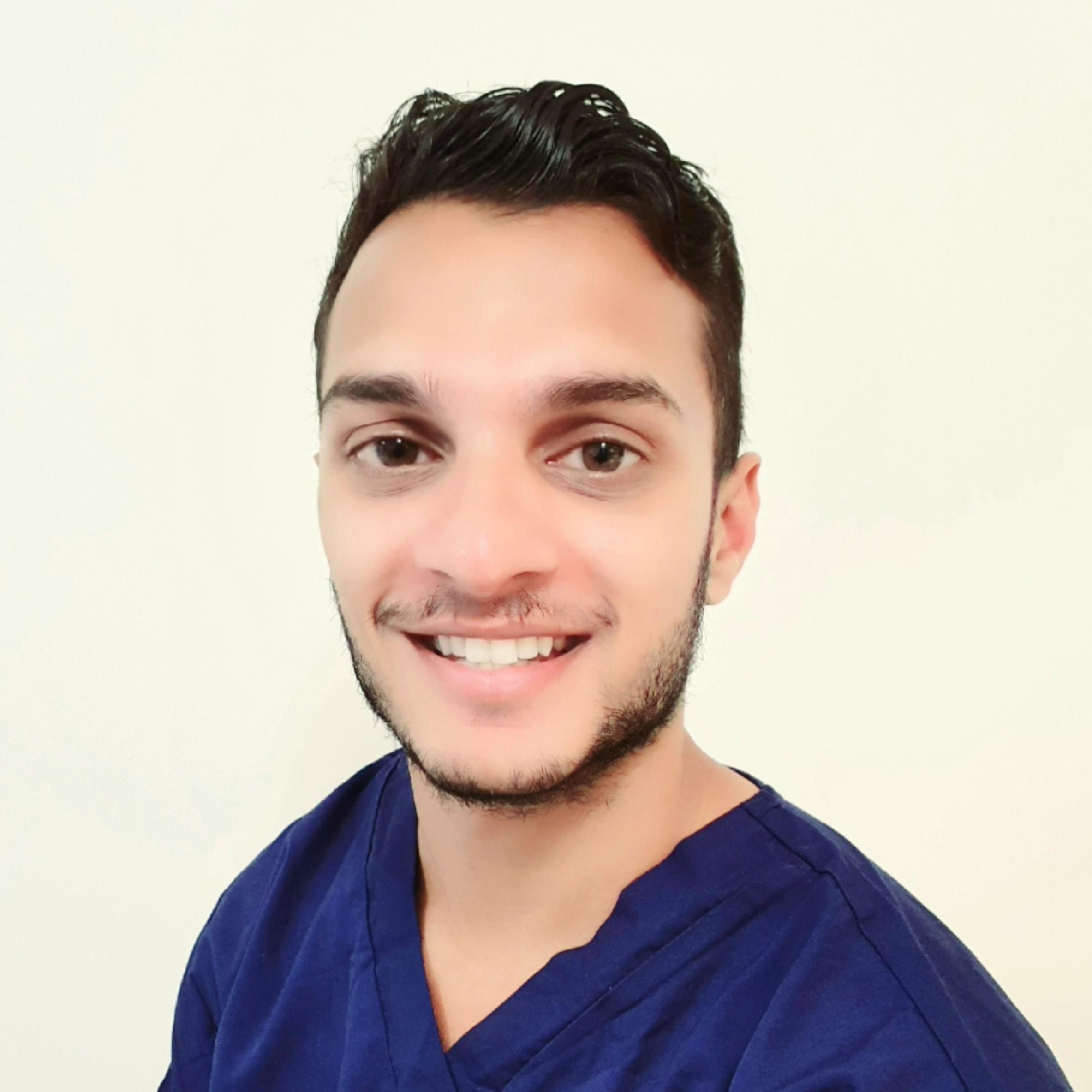 Dr Manthan Patel