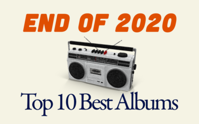 The WFTP Top 10 Albums of 2020