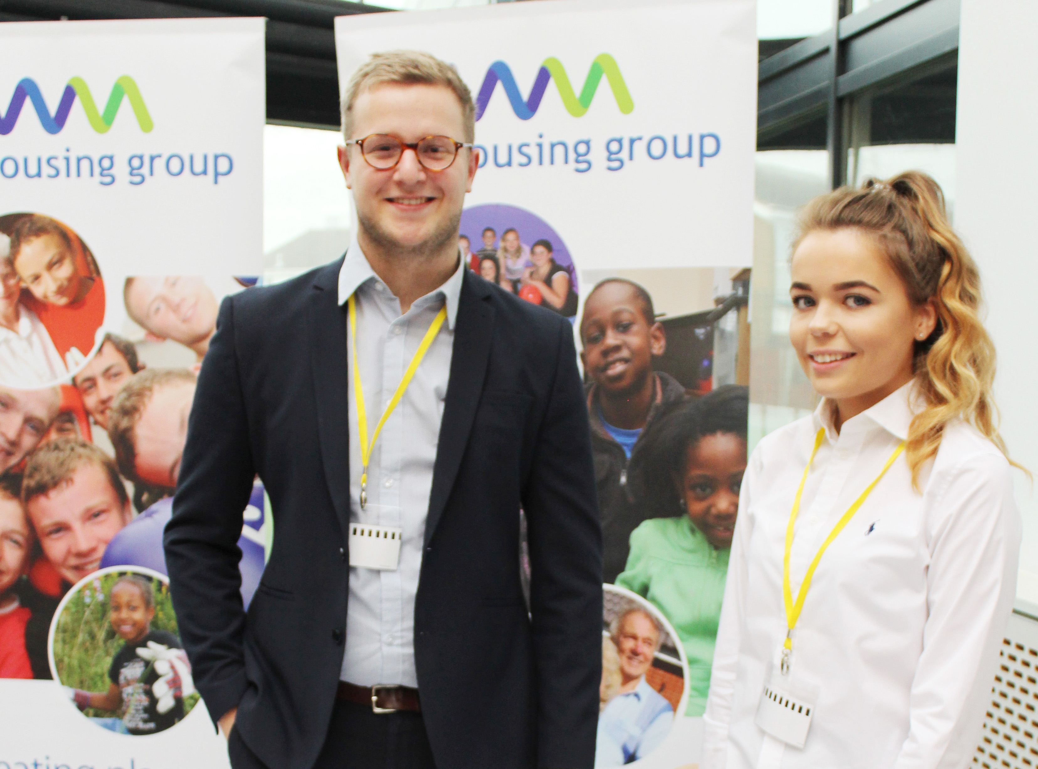 Alice Sale secures an HR apprenticeship at WM Housing