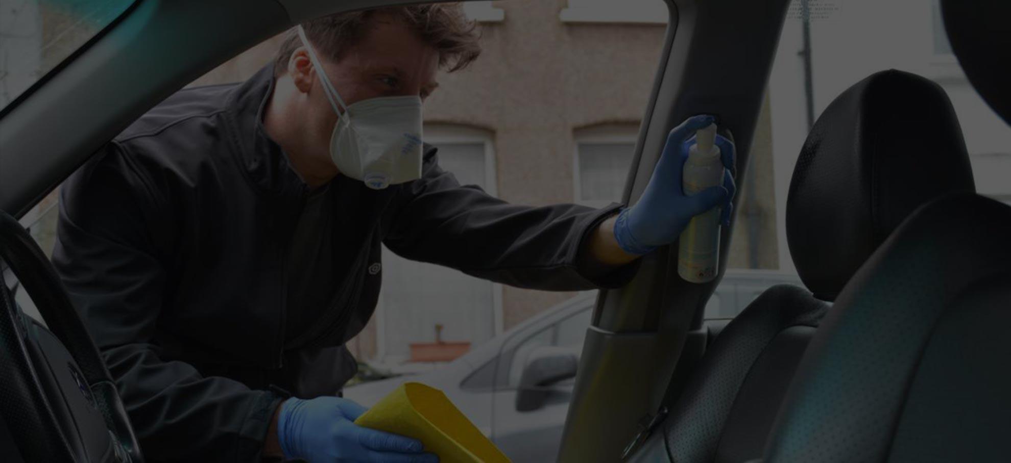 desinfeccion vehiculo