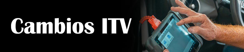 Cambios en la ITV Mayo 2020