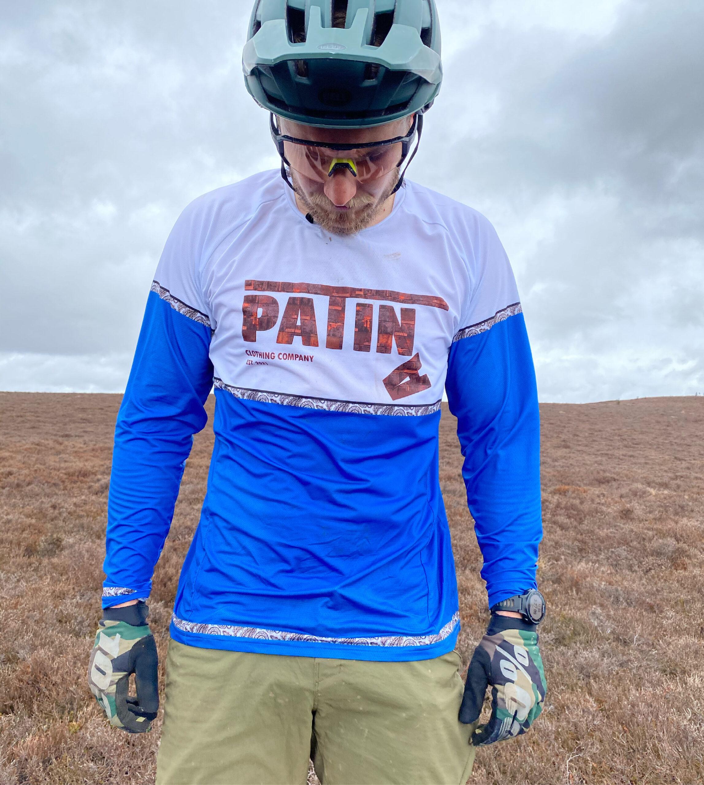 Patina original race jersey
