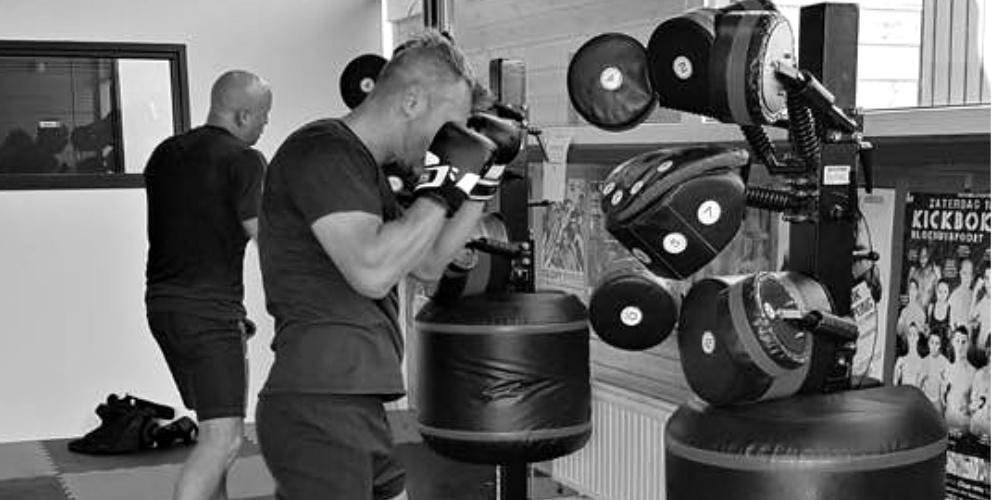 Boxmaster KYOKU Gym Leeuwarden