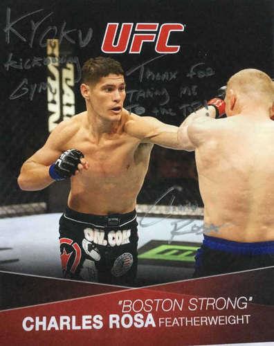 kickboksen leeuwarden kyoku gym UFC Rosa
