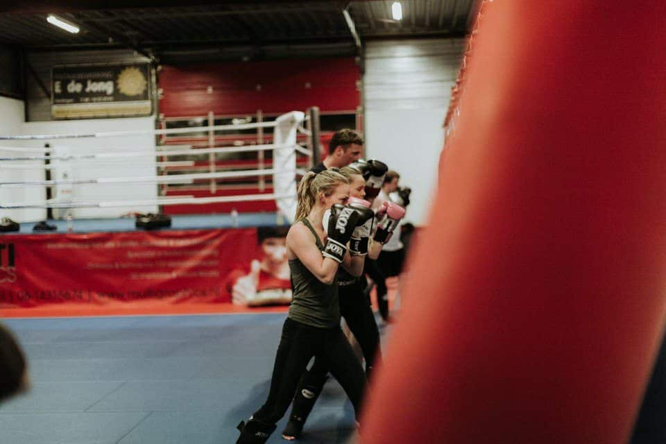 kickboksen leeuwarden zaktraining kyoku gym