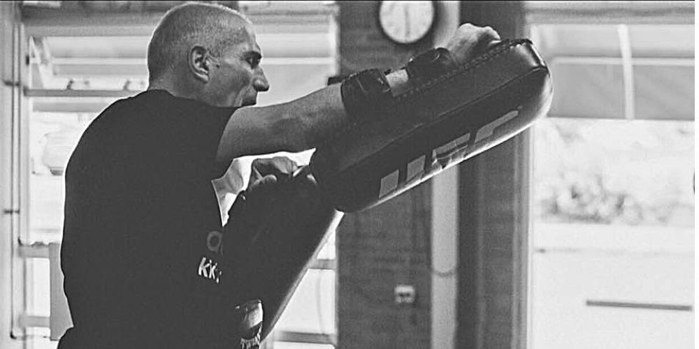 Kickboksen Leeuwarden KYOKU Gym Padtraining