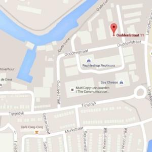kyoku gym leeuwarden locatie google maps