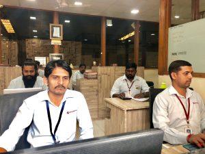 Warehouse Management Team