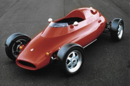 About the Light Car Company: Our famous Rocket car