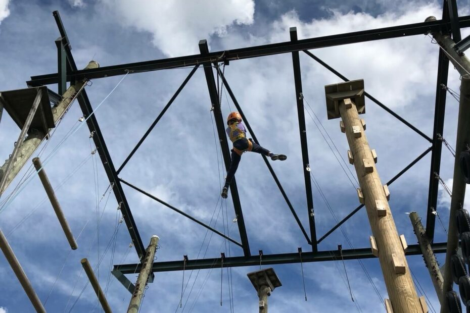High Ropes 2018